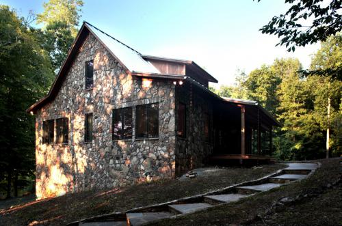 Haw River Retreat exterior