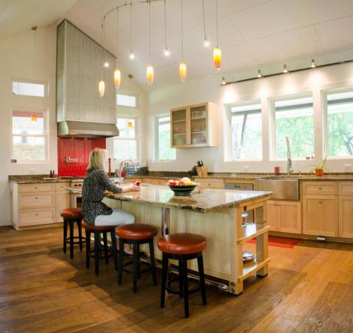 Meadow View Residence kitchen