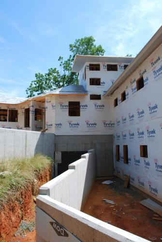 Meadow View Residence construction