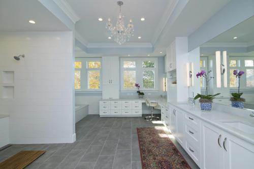 Hillsborough Residence master bath