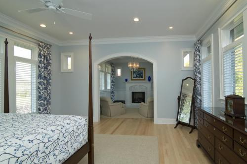 Hillsborough Residence bedroom